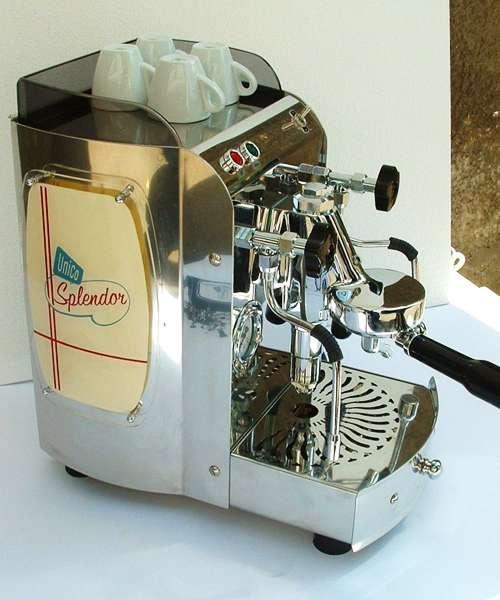 Unsere Espresso Maschine