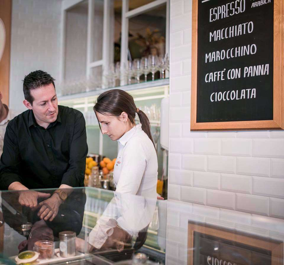 Aus dem Leben eines italienischen Barista, Interview mit Simone Celli