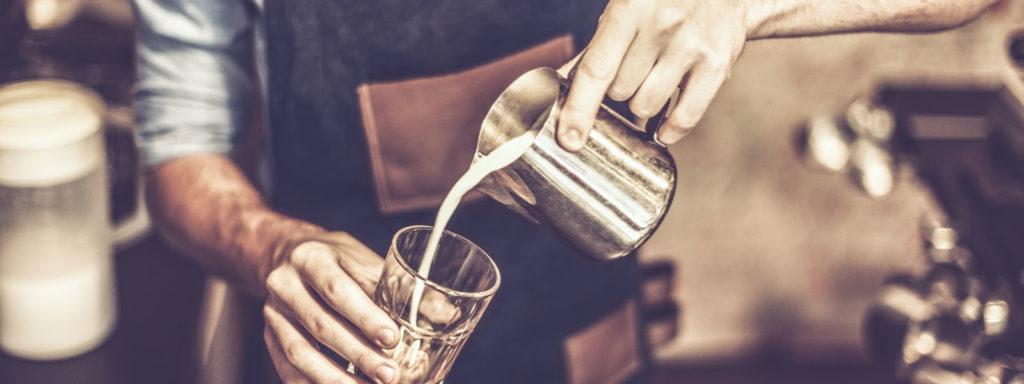 Latte Art Barista