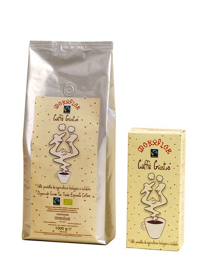 Bio & Fair Trade Kaffee
