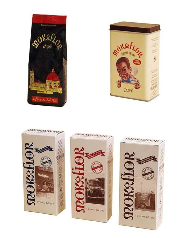Vintage Verpackungen